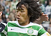 Celtic set to lose Nakamura for £7m