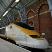 Strike affecting Eurostar services