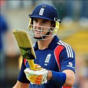 Narrowest of wins for England