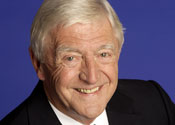 Five questions for Michael Parkinson