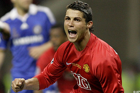 Ronaldo has left Manchester United for Real Madrid in a world-record deal