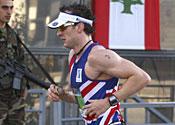 Artificial limb runner bids to inspire