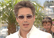 Robert Downey Jr named 'top entertainer'