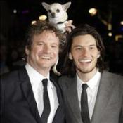 Ben Barnes 'wanted to smack Colin'