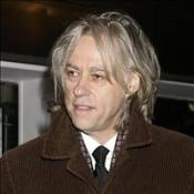 Geldof pulls out of lights event