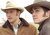TV channel cut sex from Brokeback Mountain