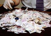 Gambler is a £2million loser… again