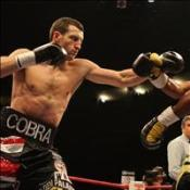Froch arrives on world stage