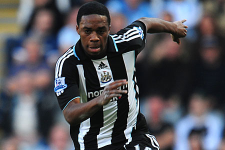 Charles who: N'Zogbia escaped from Newcastle