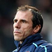 Zola vows to hold on to Hammers stars