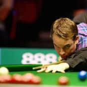 Carter unstoppable in Ebdon whitewash