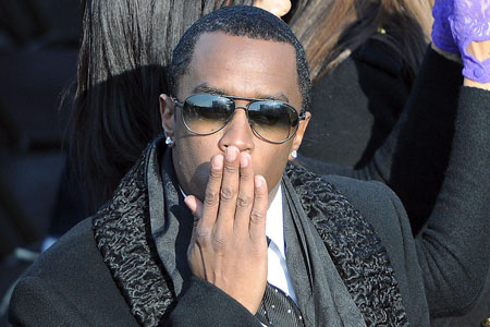 Diddy loses $1million in a roll of the dice but claims: 'It aint nothin'.'