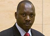 Congo warlord denies war crimes