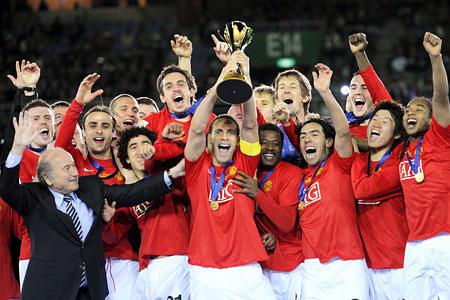 Man United world champions