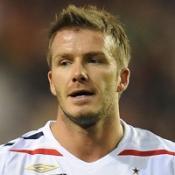 Beckham refutes Moore comparison