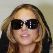 Lindsay Lohan dismisses tiff