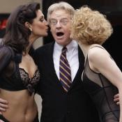 Jerry Springer the musical star