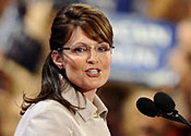 Palin pays £5,000 in expenses row