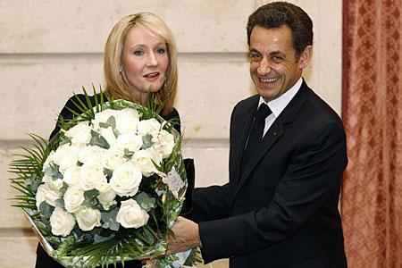 Rowling Sarkozy
