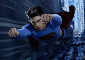 Stars vying for first ever Superman comic
