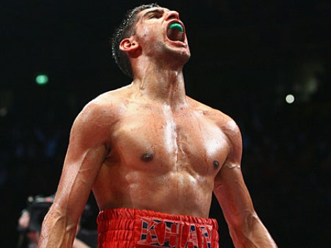 Amir Khan checking whether he can box for Pakistan at Rio Olympics
