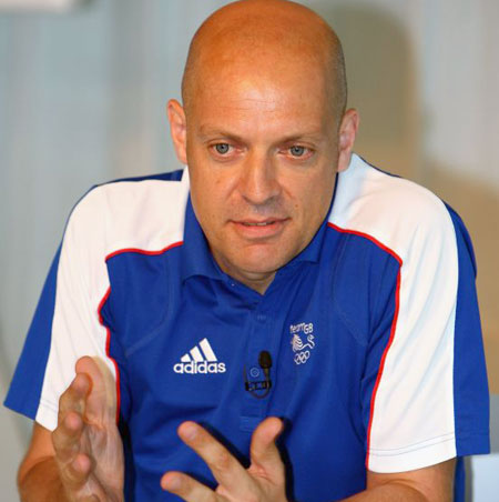 Praise: GB cycling boss Brailsford