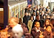 Commuter journeys 'slower than pre-war days'