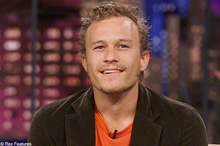 Heath Ledger directed a music video for rapper friend Nfa