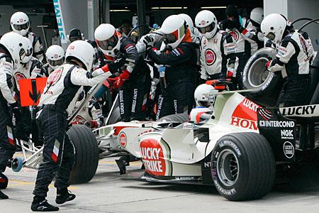 Honda team