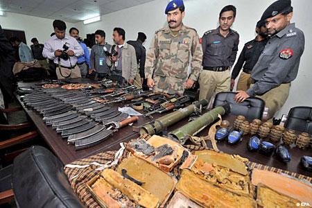 Pakistan Lahore attack