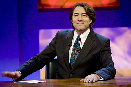 Jonathan Ross gave away the Eminem tickets on his Twitter site