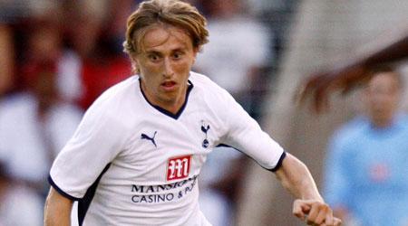 Luka Modric can give Tottenham creative spark