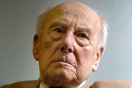 Oldest man: Henry Allingham