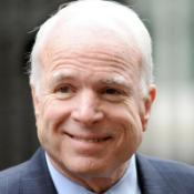 Man jailed for McCain death threat letter