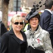 Letitia Dean and June Brown attended Wendy Richard's funeral