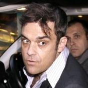 Robbie Williams has attended a musicians' lobby group meeting