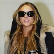 Warrant issued for Lohan's arrest