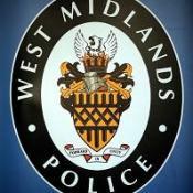 West Midlands Police badge