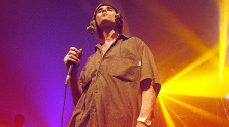 Ian Brown turned down a song written by John Squires