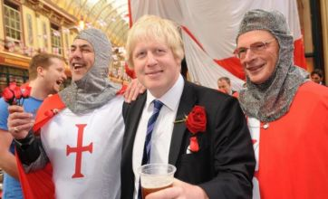 St. George's Day 2010: we ask 'what makes the English English?'