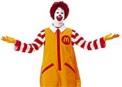 Minnow beats McDonald's in court