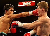 Fight fans 'died of heart failure' as Pacquiao floored Hatton
