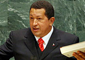 Chavez accuses media of 'inciting rebellion'