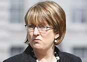 Jacqui Smith 'facing the sack'