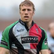 Quins pair land awards