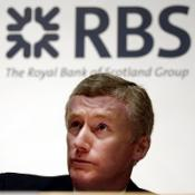 Ex-RBS boss 'rejected' by golf club