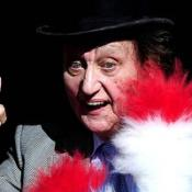 Comic Ken Dodd dropped from show