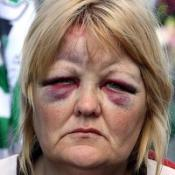 Sectarian mob 'intent on violence'
