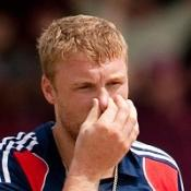 Flintoff out of World Twenty20