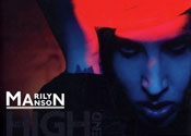 Marilyn Manson has trouble with his ex-factor